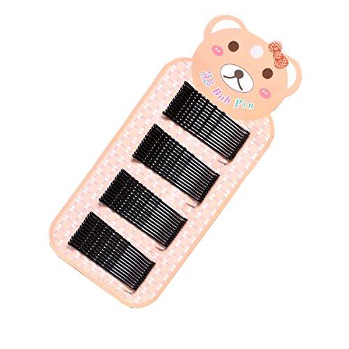 Zoylink Haarstyling Clips Womens Bobby Pins Mini Gewellte Haarnadeln Haarspangen FüR Haarschmuck 1,8 ''