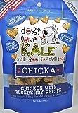 Best Zuke's Puppy Treats - Dogs Love Kale Chicka' Pet Treats, 6 oz Review