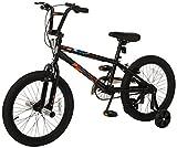 Mongoose garçons commutateur 45,7cm Roue de vélo, Noir