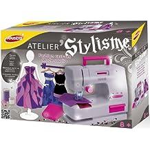 Joustra - Máquina de coser Deluxe, juego de labores (46031)