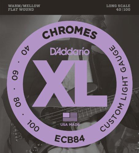 D'Addario ECB84 - .040 - .100