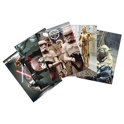 ABYstyle ABYDCO312 - Postkarte Star Wars, Fimszenen