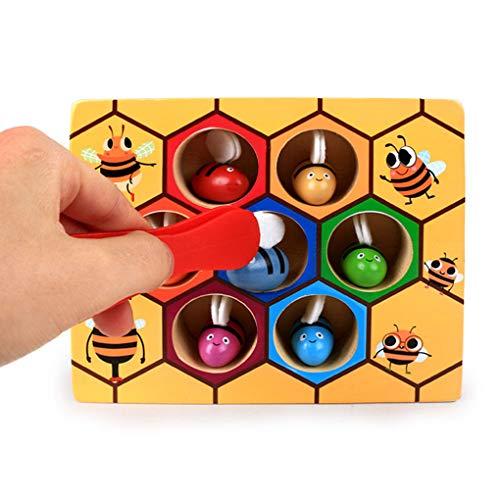 Topker Hive Brettspiele Entertainment frühe pädagogische Kindheit Logic Education Jigsaw Building Blocks Kinder Geschenk (Pädagogische Für Brettspiele Kinder)