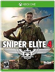 XB1Sniper Elite 4 (Xbox One)