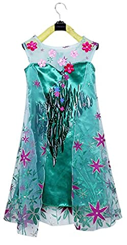 Eyekepper Disguise Princess Party Dress Cosplay Girls Costume For 2-9