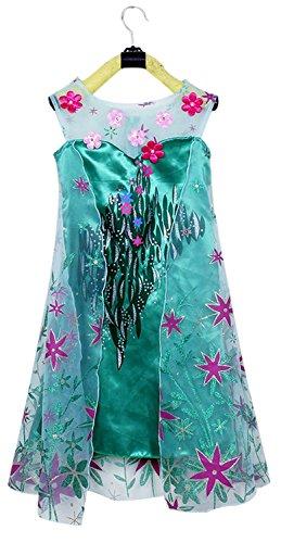 Nasconde Eyekepper di invito vestito kigurumi ragazza Costume per 2-9