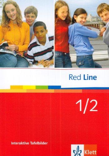 Red Line. Unterrichtswerk für Realschulen. Interaktive Tafelbilder. Lehrwerksbegleitende Materialien für das Whiteboard. 1./2. Lernjahr