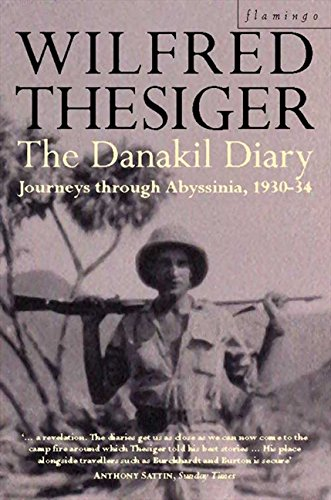 The Danakil Diary por Wilfred Thesiger