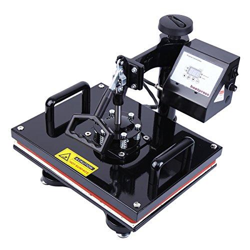 Ridgeyard Digital Swing auswärts T-shirt Foto Hitze Presse Maschine Sublimation Transferdruck 39.5×31.5cm - 6