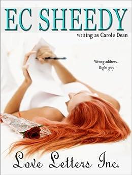 LOVE LETTERS, INC. (Romance and smiles) (English Edition) von [Sheedy, EC]