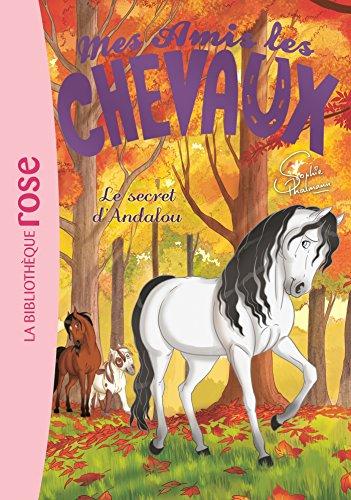 Mes Amis les Chevaux - Volume 19 - Le Secret d'Andalou par Sophie Thalmann