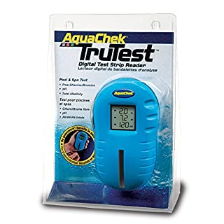 Aqua Chek TruTest 29120 Digital Water Tester/Test Strip Reader with Test Strips.