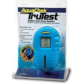 Aquachek Trutest Bromine Spa Amp Pool Digital Water Tester