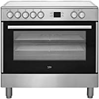 Beko BHSC90X 90cm Single Cavity Electric Range Cooker