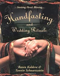 Handfasting and Wedding Ritual: Welcoming Hera's Blessing