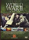 World War 2 in Colour - 5 x DVD Box Set [DVD]