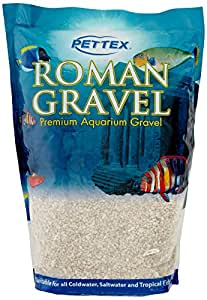 Aquatic Roman Gravel Natural Cream, 8 Kg