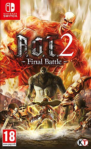 A.O.T. 2: Final Battle - Nintendo Switch
