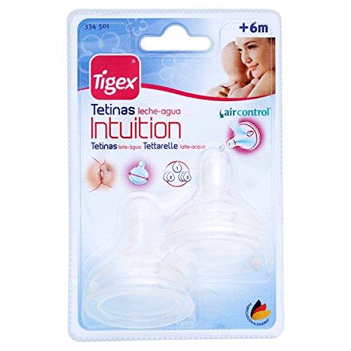 Tigex 80600551 Tettarella Intuition Anti Coliche a 3 Velocità, Taglia L