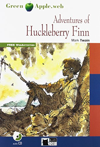Adventures of Huckleberry Finn. Con espansione online. Con CD Audio (Green Apple)