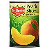 Del Monte Peach Slices in Juice, 415g