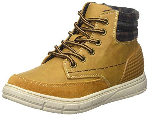 Bata Jungen 3918397 Chukka Boots, Gelb (Giallo 8), 36 EU