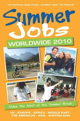 Summer Jobs Worldwide: Make the Most of the Summer Break