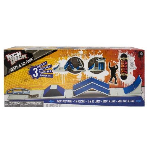 Tech Deck Skate and Go Park Playset