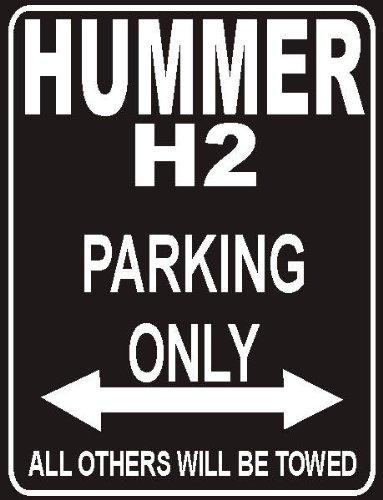 pema-parkplatz-parking-only-hummer-h2-parkplatzschild