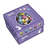 Assorted White & Milk Chocolate Mini Easter Eggs - Milka...