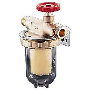 Oventrop Einstrang-Heizölfilter Oilpur