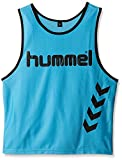 Hummel Kinder Leibchen FUNDAMENTAL Training BIB, Neon Blue, (8/128)