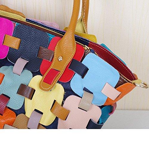 28cm donna Poschette Multicolore giorno Eysee Multicolore 26cm Multicolore 12cm v7PqX1wxHA