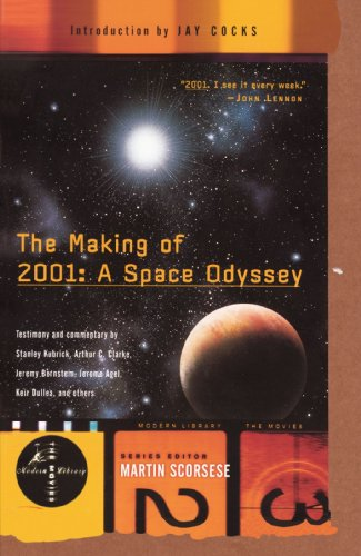 The Making of 2001: A Space Odyssey (Modern Library) por Stephanie Schwam