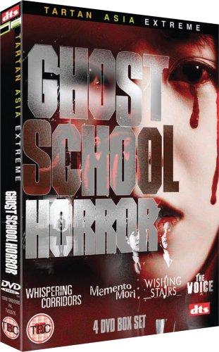 Bild von Ghost School Horror (Whispering Corridors / Memento Mori / Wishing Stairs / The Voice) [DVD] [1998] [UK Import]