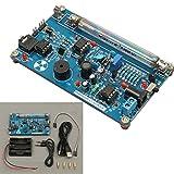 Bluelover Montiert DIY Geigerzähler Kit Modul Miller Rohr GM Rohr Nuklearstrahlungsdetektor