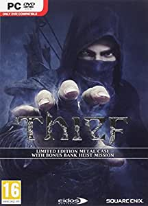 Thief - Limited Edition Metal Case with Bonus Bank Heist Mission (PC DVD)