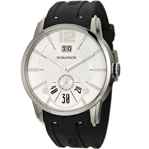 Romanson Modern TL9213MM1WAS2W Herrenuhr