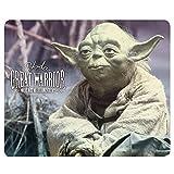 Star Wars - Mausmatte Mauspad - Meister Yoda - Episode 5 - 23 x 19 cm