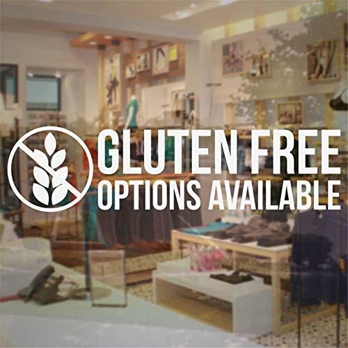 Pegatinas decorativas pared Opciones sin gluten disponibles