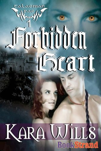 Forbidden Heart [Talaenian Fae, Book 1] (Bookstrand Publishing) Cover Image