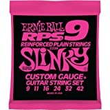 Cuerdas Ernie Ball Super Slinky RPS Nickel Wound para guitarra el�ctrica - calibre 9-42