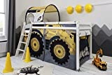 Diggers Tent and Tunnel package for Midsleeper Cabin Bed Noa & Nani