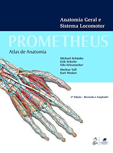 Atlas de Anatomia - Coleo Prometheus. 3 Volumes (Em Portuguese do Brasil)