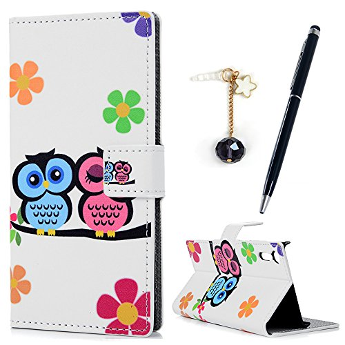 sony-xperia-xz-case-maxfeco-colorful-pattern-painted-pu-leather-case-hard-pc-tray-interior-notebook-