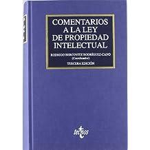 Comentarios a la Ley de Propiedad Intelectual (Derecho - Comentarios Jurídicos)