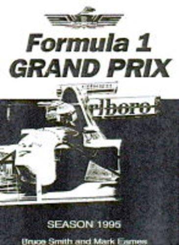 Formula One Grand Prix Pocket Annual 1996