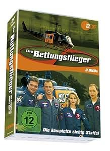 Die Rettungsflieger - Die komplette siebte Staffel (3 DVDs)