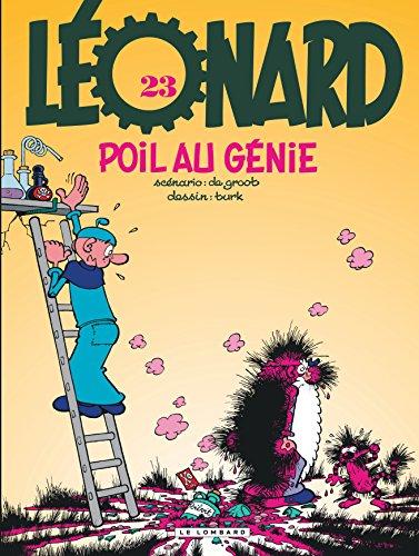 Léonard - tome 23 - Poil au génie ! par De Groot