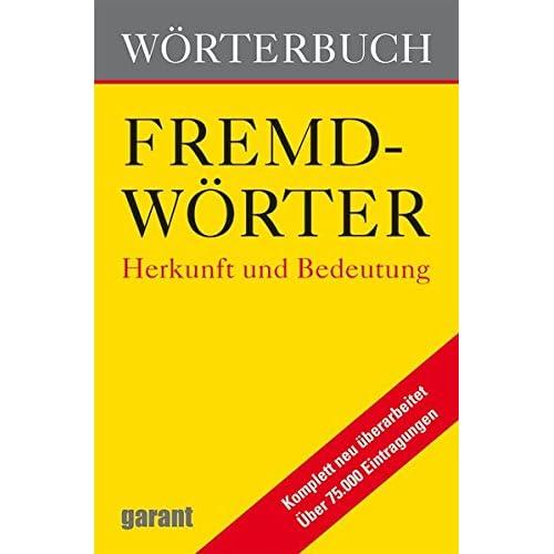 PDF] Wörterbuch Fremdwörter KOSTENLOS DOWNLOAD - Bücher Online ...